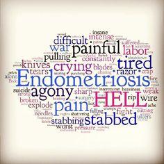 #endometriosis #endo #fightlikeagirl
