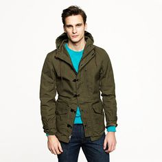 Like this jacket, but wish I could lose the hood.