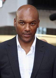 """Colin Salmon as One in 2002's """"Resident Evil"""""""
