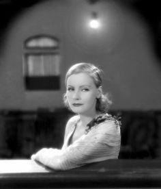"Greta garbo in ""Wild Orchids"" (1929)"