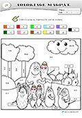 coloriages magiques logiciel éducatif