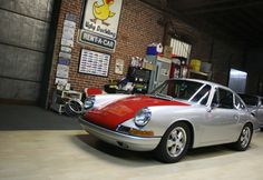 Urban Outlaw Porsche 911. A beautiful creation by Magnus Walker whose builds are starting to gain world wide attention