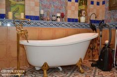 ЄВРОМАЙДАН @euromaidan А это просто пылесос рядом с ванной в доме Пшонки. pic.twitter.com/B54XTkeTFJ