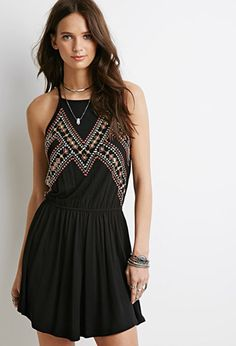 Embroidered Cami Dress | Forever 21 - 2000052702