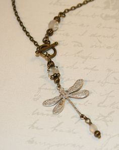 Shabby chic jewelry shabby chic necklace by CharmingLifeJewelry, $27.00