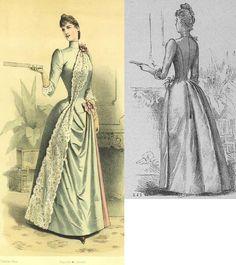 Le Moniteur de la Mode 1888