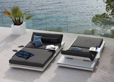 Manutti Elements Sun Lounger - Brand new for 2013