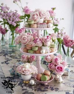 Love this for a tea party, or ??