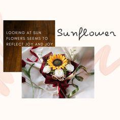 Felt flower bouquet, felt sunflower, sunflower bouquet 🌻 Felt Flower Bouquet, Sunflower Bouquets, Diy Bouquet, Felt Flowers, How To Wrap Flowers, Hello Everyone, Wraps, Joy, Gifts
