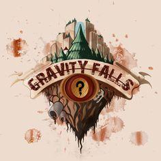 Resultado de imagen para gravity falls map