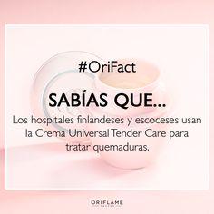 #OriFact Cuéntanos para qué la usas tú, #Oriflamer