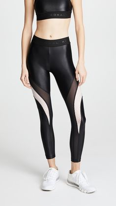 Shop the latest collection of KORAL ACTIVEWEAR Frame Leggings from the most popular stores - all in one place. Similar products are available. Sport Chic, Womens Workout Outfits, Sporty Outfits, Moda Fitness, Sports Leggings, Gym Leggings, S Models, Fitness Fashion, Yoga Pants