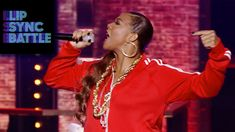 Queen Latifah's Rock the Bells vs. Marlon Wayan's Stay With Me | Lip Syn...