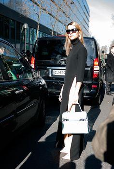 Paris Fashion Week Street Style : Natalie Joos | Tales of Endearment - by www.lelook.eu