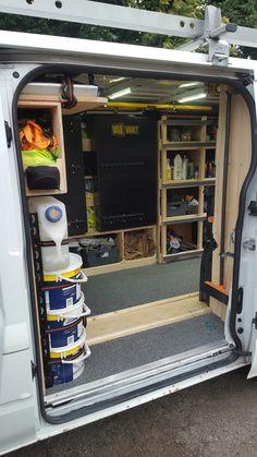 Van Storage Tool Storage Van Racking Ideas Van Organization Mobile Workshop Van Shelving Work Trailer Cargo Van Shed Ideas & Van racking u2026 | Van racku2026