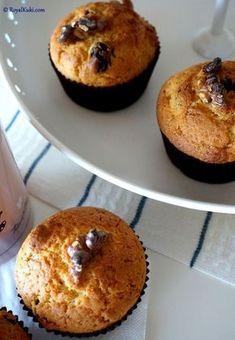 Cevizli Üzümlü Muffin