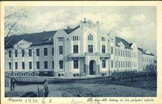 Hőgyész; M. kir. áll. leány- és fiú polgári iskola