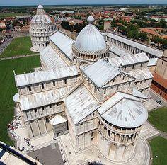 Duomo Santa María Asunta (Catedral de Pisa)