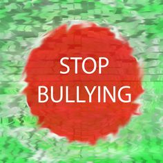 This picture is a poster that is about stopping bullying. I used the cloud…