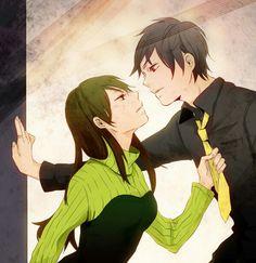 Couple - Orihara Izaya X Yagiri Namie DRRR