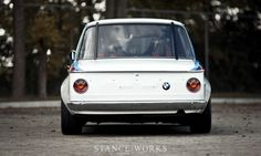 The Car that Started it All - The BMW 2002