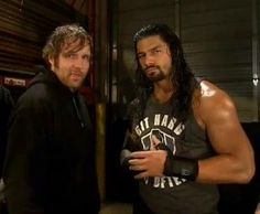 These 2 will beat The Wyatt Family at SummerSlam #BelieveThat