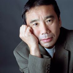 Haruki Marukami: Death is not the opposite of life but a part of it. #HarukiMarukami #HumanNote