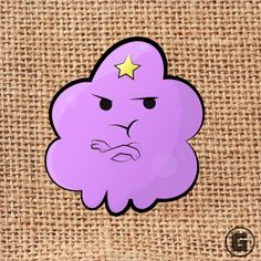 Instant Download Adventure Time Lumpy Space by GeeksSpawnHere, $2.00