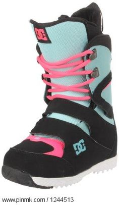 DC Shoes DC Sweep 2012 Performance Snowboard Boot