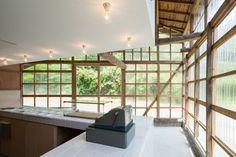 Miyagawa Bagel Shop au Japon par le studio d'architecture ROOVICE - Journal du Design