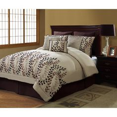 for the master... on clearance :) only $69 for the king size, 8 piece set