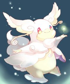 Mega Audino ♡ I give good credit to whoever made this
