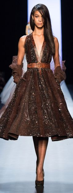 Jean Paul Gaultier - Couture S/S 2015