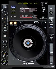 Pioneer CDJ 2000: decks i want so badly