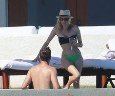 Diane Kruger and Josh Jackson getaway to Mexico