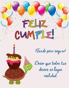 Happy Birthday In Spanish, Happy Birthday Pictures, Happy Birthday Wishes, Happy Day, Flora, Motivational Quotes, Birthdays, Lily, Holiday