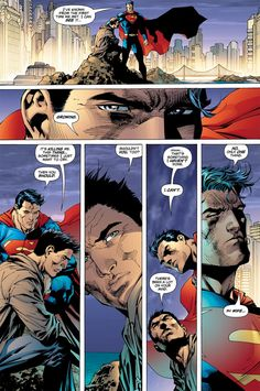 Superman #209 by Jim Lee