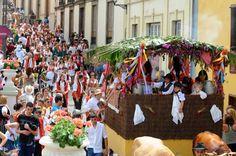 Romerías de Canarias   Canarias Free