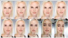 Watch this woman's face shapeshift with a simple trick of the light