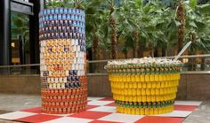 Awesome Can Sculpture-Quaker Oates