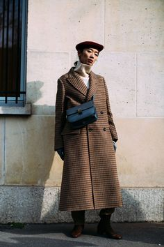 Paris Fashion Week Street Style Fall 2018 Day 1 Cont. - The Impression #streetstyle #ootd