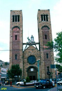 Iglesia de Guadalupe en Parral. Chihuahua. Mèxico, mis papas se casaron ahi ♥