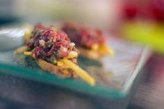 Restaurante AskuaBarra, de Jorge Gadea y Nacho Gadea: restaurante de producto situado en el centro de Madrid. Cocina honesta y de alta calidad.