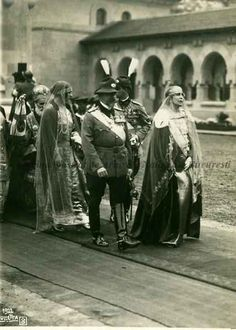 Alba Iulia 1922 Maud Of Wales, Romanian Royal Family, Peles Castle, Royal Jewels, Kaiser, King George, Ferdinand, Queen Victoria, Homeland