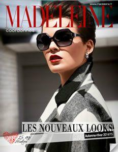 La mode citadine et féminine jusqu'à -25% sur Madeleine.fr