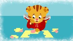 Daniel Tiger's Neighborhood: Keep Trying, You'll Get Better! . VIDEO | PBS KIDS