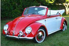 1941 Volkswagen Beetle Convertible