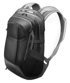 Rugged Backpack on Behance