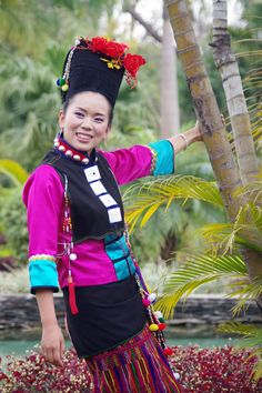 achang traditional costume