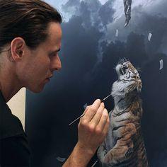 joel rea painter - Google Search